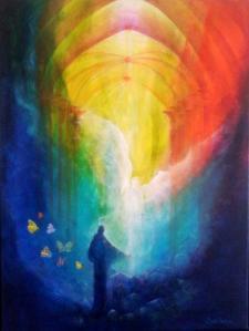 ¿Qué están haciendo los Ángeles, en el cuerpo astral humano?