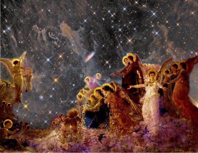 ¿Qué hace el Ángel en nuestro cuerpo astral?.