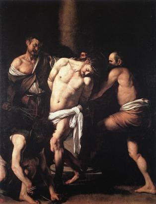 La flagelación - Caravaggio