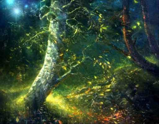 En el mundo elemental encontramos los geniecillos de la tierra, criaturas gnómicas; los del agua, criaturas ondinas; los del aire, criaturas silfídeas; los del fuego, criaturas salamándricas. Todos ellos se encuentran allí. Y no son de tal índole que se pudiera formar con ellos como un regimiento unitario; de ninguna manera