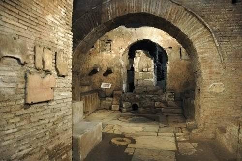 Templo a Mitra