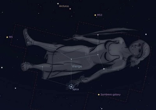 constelacion-de-virgo