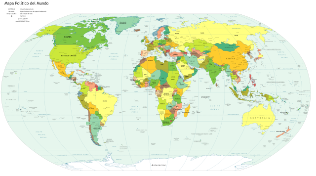 mapa-politico-mundial