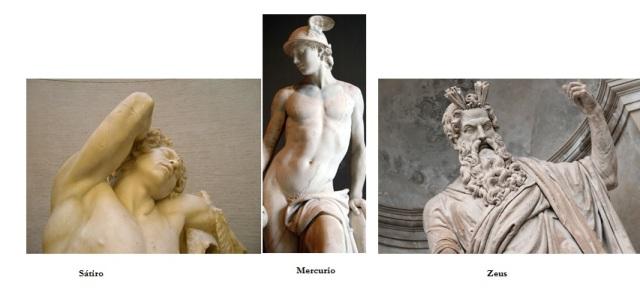 tres tipos griegos