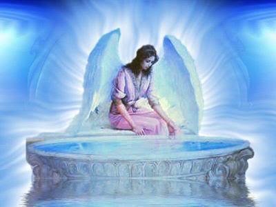 el-angel-del-estanque