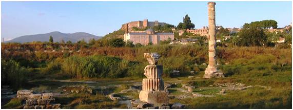 ruinas de efeso